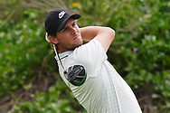 Thomas Pieters (BEL) on the 2nd during Round 1 of the Oman Open 2020 at the Al Mouj Golf Club, Muscat, Oman . 27/02/2020<br /> Picture: Golffile   Thos Caffrey<br /> <br /> <br /> All photo usage must carry mandatory copyright credit (© Golffile   Thos Caffrey)