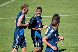 July 4, 2018 - Gelendzhik, Russia - 180704 Martin Olsson of the Swedish national football team at a practice session during the FIFA World Cup on July 4, 2018 in Gelendzhik..Photo: Petter Arvidson / BILDBYRN / kod PA / 92081 (Credit Image: © Petter Arvidson/Bildbyran via ZUMA Press)