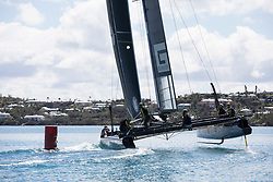 Artemis Racing had the Swedish Youth Squad over for training on the AC45 in Bermuda. 8th of March, 2017, Bermuda