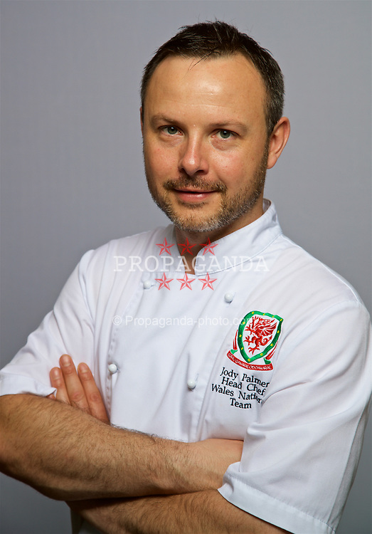 CARDIFF, WALES - Wednesday, June 7, 2017: Wales' team chef Jody Palmer pictured at the Vale Resort. (Pic by David Rawcliffe/Propaganda)