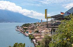 THEMENBILD - Blick auf Limone sul Garda, aufgenommen am 24. Juni 2018 in Pisa, Italien // View of Limone sul Garda, Pisa, Italy on 2018/06/24. EXPA Pictures © 2018, PhotoCredit: EXPA/ Stefanie Oberhauser