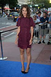 August 16, 2017 - New York, NY, USA - August 16, 2017  New York City..Katie Holmes attending the 'The Tick' TV show premiere on August 16, 2017 in New York City. (Credit Image: © Kristin Callahan/Ace Pictures via ZUMA Press)