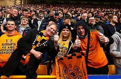 Wolverhampton Wanderers fans - Mandatory by-line: Robbie Stephenson/JMP - 15/04/2018 - FOOTBALL - Molineux - Wolverhampton, England - Wolverhampton Wanderers v Birmingham City - Sky Bet Championship