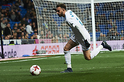 January 10, 2018 - Madrid, Madrid, Spain - Borja Mayoral (forward; Real Madrid) during Copa del Rey match between Real Madrid and Numancia, Round 8 match, at Santiago Bernabeu on January 10, 2018 in Madrid (Credit Image: © Jack Abuin via ZUMA Wire)