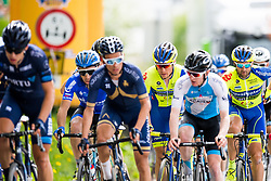 May 20, 2018 - Lillehammer, NORWAY - 180520 The peloton during the last stage of the Tour of Norway on May 20, 2018 in Lillehammer..Photo: Jon Olav Nesvold / BILDBYRN / kod JE / 160254 (Credit Image: © Jon Olav Nesvold/Bildbyran via ZUMA Press)