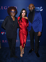 Valerie Nobel, Marisol Nichols and Dimitry Loiseau at Regard Cares Celebrates Fall Issue Featuring Marisol Nichols held at Palihouse West Hollywood on October 02, 2019 in West Hollywood, California, United States (Photo by © L. Voss/VipEventPhotography.com)