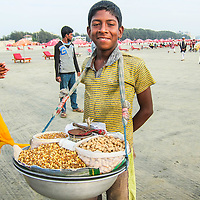 Co-workers, Bangladesh by Nargis.<br /> <br /> Nargis is 13 years old, and makes and sells jewellery on the beach. <br /> <br /> 50% of revenue will support Nargis and her family.