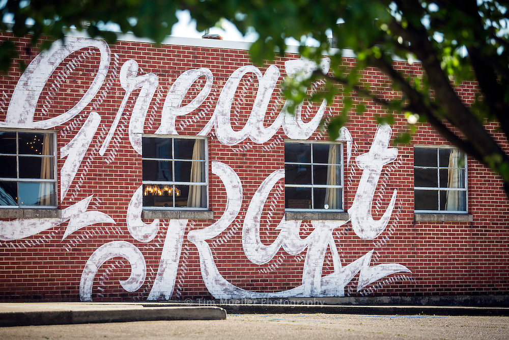 Great Raft Brewery Company is a local Shreveport micro-brewery,
