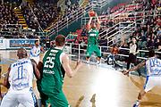 DESCRIZIONE : Avellino Lega A 2015-16 Sidigas Avellino Banco di Sardegna Sassari<br /> GIOCATORE : Janis Blums<br /> CATEGORIA : tiro tre punti<br /> SQUADRA : Sidigas Avellino <br /> EVENTO : Campionato Lega A 2015-2016 <br /> GARA : Sidigas Avellino Banco di Sardegna Sassari<br /> DATA : 09/11/2015<br /> SPORT : Pallacanestro <br /> AUTORE : Agenzia Ciamillo-Castoria/A. De Lise <br /> Galleria : Lega Basket A 2015-2016 <br /> Fotonotizia : Avellino Lega A 2015-16 Sidigas Avellino Banco di Sardegna Sassari