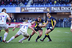 RUGBY - CHAMPIONS CUP - 2017<br /> yeandle (jack) 2<br /> chaume (raphael)<br /> parra (morgan)<br /> Clermont / Exeter le 21/01/2017<br /> Photo : Pierre Lahalle