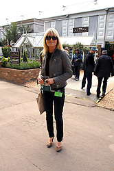 GABBY ROSLIN at the 2008 Chelsea Flower Show 19th May 2008.<br /><br />NON EXCLUSIVE - WORLD RIGHTS