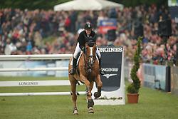 Meyer, Janne-Friederike, Goja<br /> Hamburg - Hamburger Derby 2015<br /> Global Champions Tour<br /> © www.sportfotos-lafrentz.de/Stefan Lafrentz