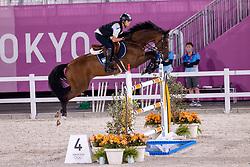 Vlock Teddy, ISR, Amsterdam 27<br /> Olympic Games Tokyo 2021<br /> © Hippo Foto - Dirk Caremans<br /> 01/08/2021