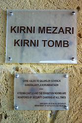 Kirni Tomb, Girne Castle