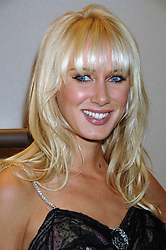 KIMBERLEY STEWART at a party at shoe store Sergio Rossi, 207 Sloane Street, London on 4th April 2007.<br /><br />NON EXCLUSIVE - WORLD RIGHTS