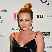 Lydia Bright attends Rugby legend DANNY CARE is to be honoured at the 24th annual Legends of Rugby Dinner 2019 in Aid of Nordoff Robbins on WEDNESDAY 16TH JANUARY 2019 at JW Marriott Grosvenor House, London, UK.
