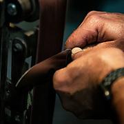 Handmaking spearguns