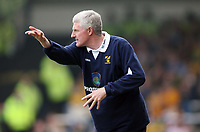 Norwich manager Nigel Worthington