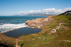Sutro Bath, Cliff House, near Golden Gate Park, San Francisco, California, USA.  Photo copyright Lee Foster.  Photo # california108304