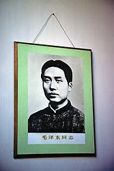 Poster Of Mao Zedong