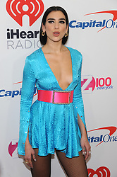 Z100's Jingle Ball 2018 at Madison Square Garden in New York City on December 7, 2018. CAP/MPI/JP ©JP/MPI/Capital Pictures. 07 Dec 2018 Pictured: Dua Lipa. Photo credit: JP/MPI/Capital Pictures / MEGA TheMegaAgency.com +1 888 505 6342