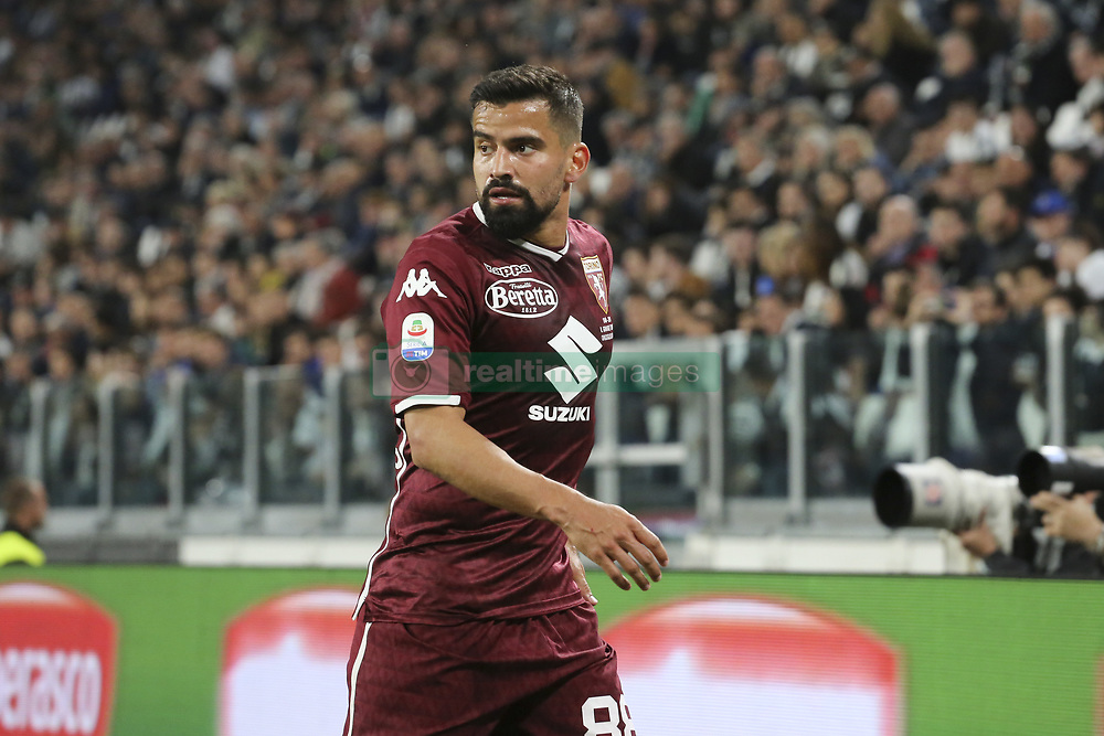 May 3, 2019 - Turin, Piedmont, Italy - Tomas Rincon (Torino FC) during the Serie A football match between Juventus FC and Torino FC at Allianz Stadium on May 03, 2019 in Turin, Italy..Final results: 1-1. (Credit Image: © Massimiliano Ferraro/NurPhoto via ZUMA Press)