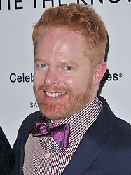 Jesse Tyler Ferguson arrives at Jessie Tyler Ferguson's 'Tie The Knot' 5 Year Anniversary celebration held at NeueHouse Hollywood in Los Angeles, CA on Thursday, October 12, 2017. (Photo By Sthanlee B. Mirador/Sipa USA)