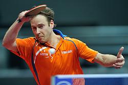 09-05-2011 TAFELTENNIS: WORLD TABLE TENNIS CHAMPIONSHIPS: ROTTERDAM<br /> Daan Siepen<br /> ©2011-FotoHoogendoorn.nl