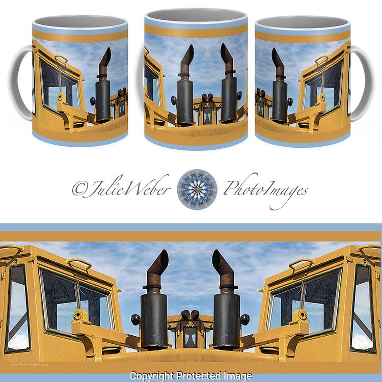 Coffee Mug Showcase  49- Shop here: https://2-julie-weber.pixels.com/products/face-off-julie-weber-coffee-mug.html
