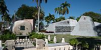 Santa Ifigenia Cemetery, Santiago de Cuba, Cuba 2020 from Santiago to Havana, and in between.  Santiago, Baracoa, Guantanamo, Holguin, Las Tunas, Camaguey, Santi Spiritus, Trinidad, Santa Clara, Cienfuegos, Matanzas, Havana