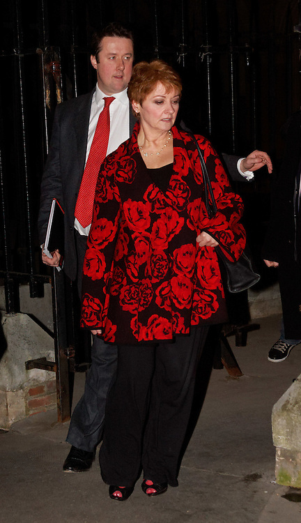 London, United Kingdom - 28 November 2011.TV presenter Anne Diamond. Witnesses arrive for hearings for the Leveson Inquiry into allegations of phone hacking by the media. Royal Courts of Justice, Charing Cross, London, England, UK..Copyright: ©2011 Equinox Licensing Ltd. +448700 780000 - Contact: Equinox Features - Date Taken: 20111128 - Time Taken: 163501+0000 - www.newspics.com