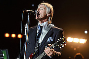 Photos of Paul Weller of British punk rock band The Jam performing at Best Buy Theater Times Square, NYC. May 18, 2012. Copyright © 2012 Matthew Eisman. All Rights Reserved.