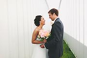 2013 July 27 - The wedding of Sarah Garber and Gary Franzluebbers in Westpoint, Nebraska.