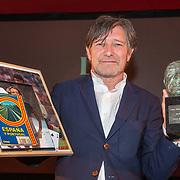 NLD/Amsterdam/20190701 - Uitreiking Johan Kaartprijs 2019, Pierre Bokma wint de Johan Kaartprijs 2019