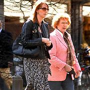 NLD/Laren/20070407 - RTL voorlichtster Kim Koppenol en haar moeder
