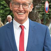 NLD/Blaricum/20160906 - Willibrord Frequin viert 75 ste verjaardag in Moeke Spijkstra, Jan van den Bosch