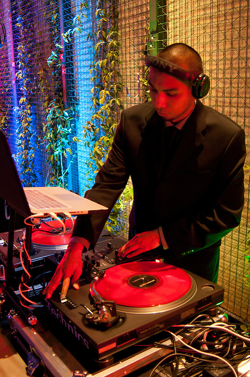 The Four Seasons Residences Austin hosted a party Friday night for current, future and prospective residents. A DJ and light show entertained guests gathered around the pool.