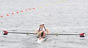 Eton. Great Britain. USA JM2-. Competing at the Eton Rowing Centre 2011 FISA Junior  World Rowing Championships. Dorney Lake, Nr Windsor. Thursday, 04/08/2011  [Mandatory credit: Peter Spurrier Intersport Images]