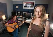 Shauna Krikorian and Joe Berman, partners in Media Horse