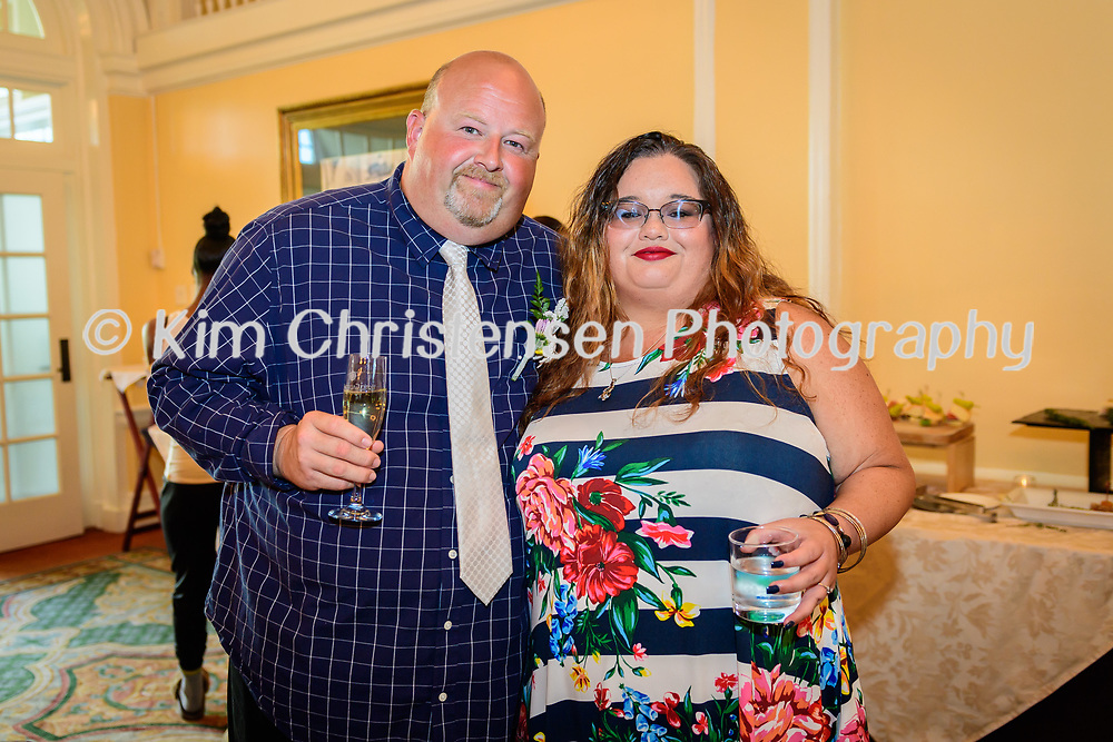 Hotel Galvez hosts the 2019 Wedding Renewal event in Galveston, TX. June 8, 2019.  (Photos: Kim Christensen)