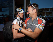 Team Bulls confidently and calmly took control of the Cape Epic 2010. Gentlemen, professionals and media-savvy ambassadors of mountain biking, the four European riders have once again stamped their mark on the world-famous ABSA Cape Epic. Picture by Greg Beadle