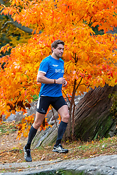 03-11-2018 USA: NYC Marathon We Run 2 Change Diabetes day 2, New York<br /> day before the marathon the usual photo shoot in Central Park / Bart Jan