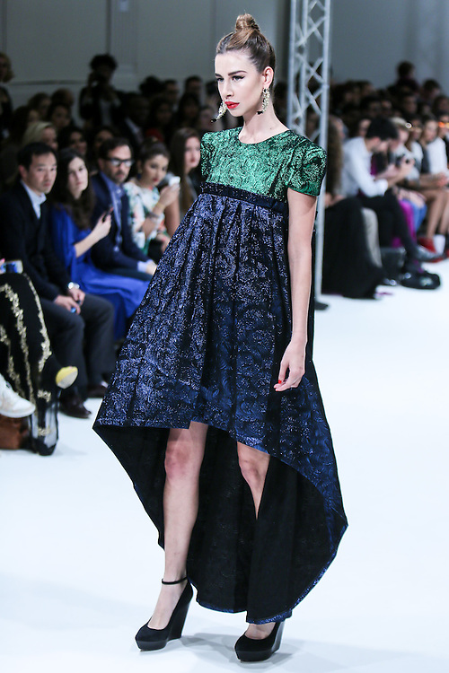 DAS show during London Fashion Week, Spring/Summer 2013