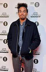 Dev attending the BBC Radio 1 Teen Awards, held at the SSE Wembley Arena in London. See PA Story SHOWBIZ Teen.