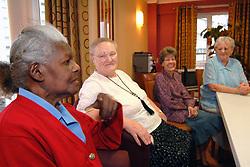 Multi cultural day centre for elderly; Bradford