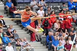 Rutger Koppelaar mist de 5,36m en kwalificeert zich niet voor de finale bij het EK atletiek in Berlijn op 10-8-2018