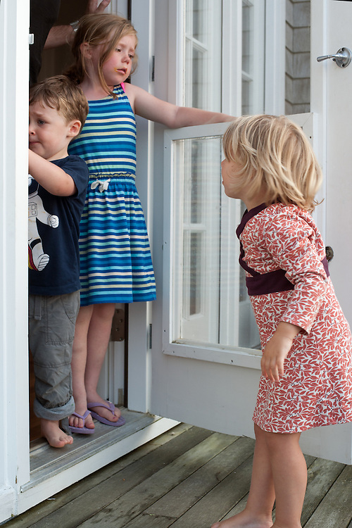 Kids' Demands, Nantucket, Massachusetts, 2013