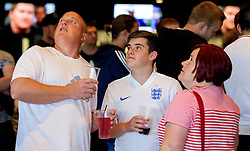 Fans gather at the Sports Bar and Grill to watch England vs Slovakia- Mandatory by-line: Robbie Stephenson/JMP - 20/06/2016 - FOOTBALL - Ashton Gate - Bristol, United Kingdom  - England vs Slovakia - UEFA Euro 2016