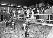 attempt to break The World Underwater Scuba Endurance