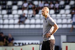 Dejan Grabic, head coach of NK Bravoduring football match between NS Mura and NK Bravo in 3nd Round of Prva liga Telemach 2021/22, on 31st of July, 2021 in Fazanerija, Murska Sobota, Slovenia. Photo by Blaž Weindorfer / Sportida